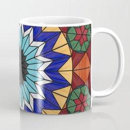 Evil Eye Stained Glass  Coffee Mug