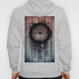 Steampunk clock Hoody