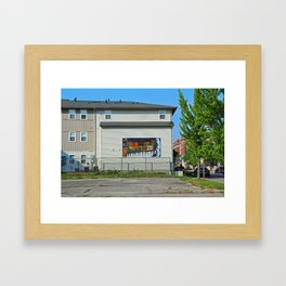 About the Arts Framed Art Print