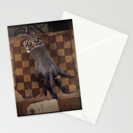 The Monkey's Paw Stationery Cards