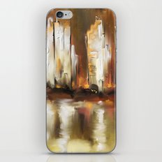 Brown City iPhone & iPod Skin