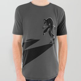 A battle against yourself All Over Graphic Tee