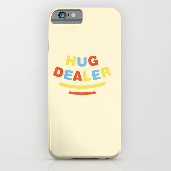 Hug Dealer iPhone & iPod Case