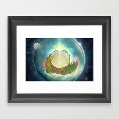 Alderosa Framed Art Print