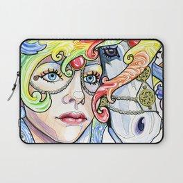 Unicorn Carousel Laptop Sleeve