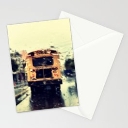 frisco kid // yellow bus Stationery Cards