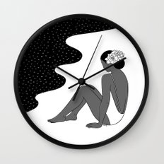 Sophisticated Lady Wall Clock