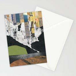 Landscape Collage 2 Stationery Cards