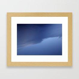 KALTES KLARES WASSER - Cold Clear Water Framed Art Print