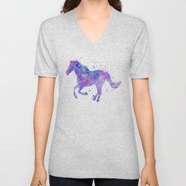 Fairytale Horse Unisex V-Neck