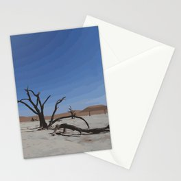 Deadvlei - Namibia Stationery Cards