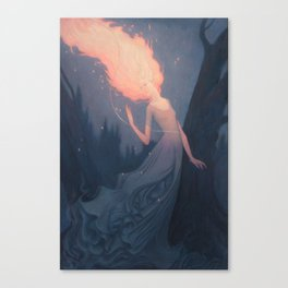 Yvaine Canvas Print