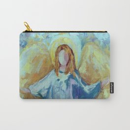 Angel Of Harmony Carry-All Pouch