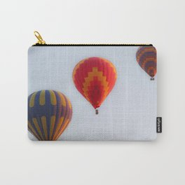 Hot air balloons launching at dawn Carry-All Pouch