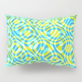 Mixed Polyps Yellow - Coral Reef Series 039 Pillow Sham