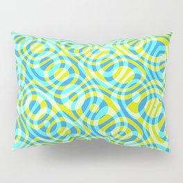 Mixed Polyps Yellow - Coral Reef Series 039 Pillow Sham