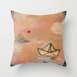 The things that I love 2 Throw Pillow