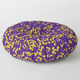 Abstract Pattern Floor Pillow