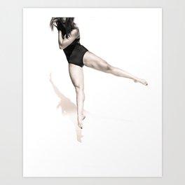 Tanisha - Dancer Series 1 Art Print