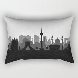 City Skylines: Tehran Rectangular Pillow