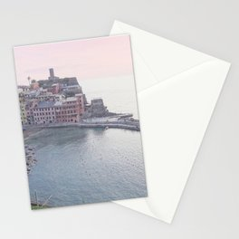Vernazza in Cinque Terre, Italy Stationery Cards