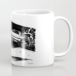 Back to the Future Coffee Mug