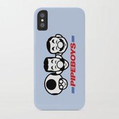 Pipe Boys Slim Case iPhone X