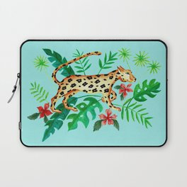 Cheetah's Hunt Laptop Sleeve
