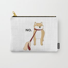 Shiba Inu No Carry-All Pouch
