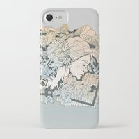 frames iPhone & iPod Cases featuring BROKEN FRAMES by Cassidy Rae Marietta