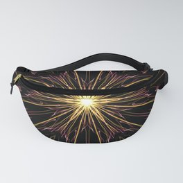 Sun Rays Fanny Pack