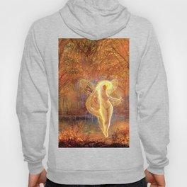 Dame Autumn by John Atkinson Grimshaw Hoody