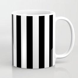 Black and White Stripes  Coffee Mug