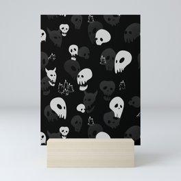 Ghost room Mini Art Print
