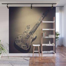Héroe de la Guitarra Wall Mural