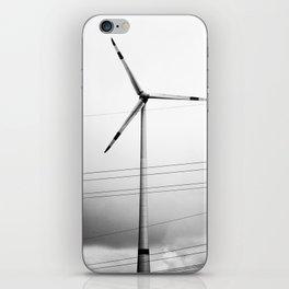 Windwheel I iPhone Skin