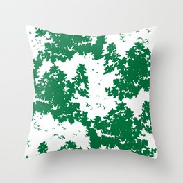 Song of nature - Day Throw Pillow