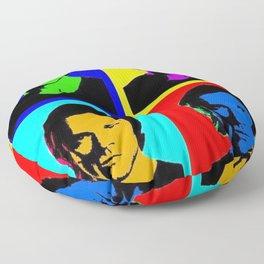 Jared Padalecki Pop Art Floor Pillow