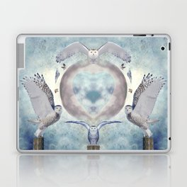 Whispers of my imagination Laptop & iPad Skin
