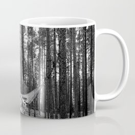 BETWEEN TREES Coffee Mug