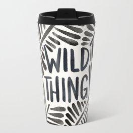 Wild Thing – Black Palette Travel Mug