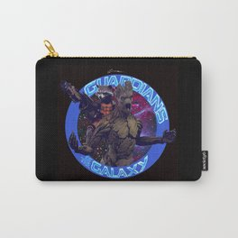 Groot and Rocket - Guardians of the Galaxy Carry-All Pouch