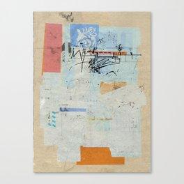 sedimenti 54 Canvas Print