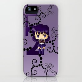 Sailor Saturn iPhone Case