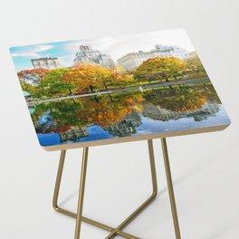 City's Autumn Side Table
