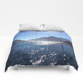 New Zealand's beauty *Milford Sound Comforters