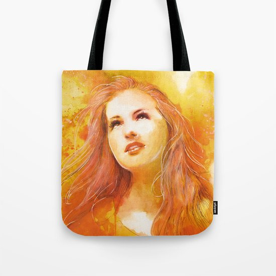 Just before the leaves fall Tote Bag