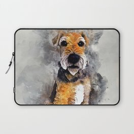 Patterdale Terrier Laptop Sleeve