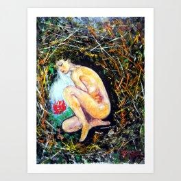 Title: Glimpse of Hope Art Print