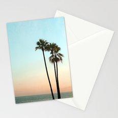 Palm Sunset Stationery Cards
